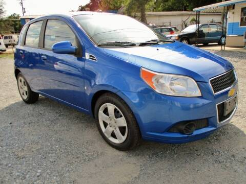 2009 Chevrolet Aveo for sale at Family Auto Sales of Mt. Holly LLC in Mount Holly NC