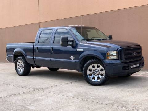2005 Ford F-250 Super Duty for sale at TX Auto Group in Houston TX