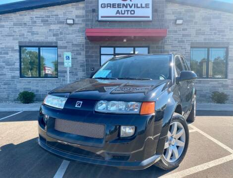 2005 Saturn Vue for sale at GREENVILLE AUTO in Greenville WI
