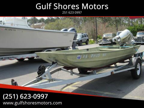 1996 Sea Ark Sea Ark for sale at Gulf Shores Motors in Gulf Shores AL
