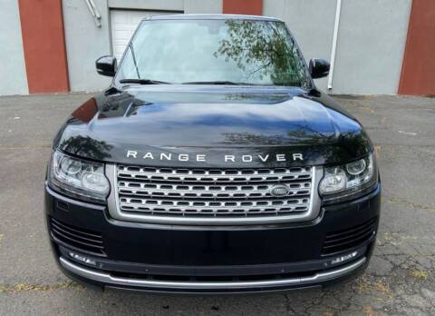 2015 Land Rover Range Rover for sale at Prime Cars Auto Sales in Saugus MA