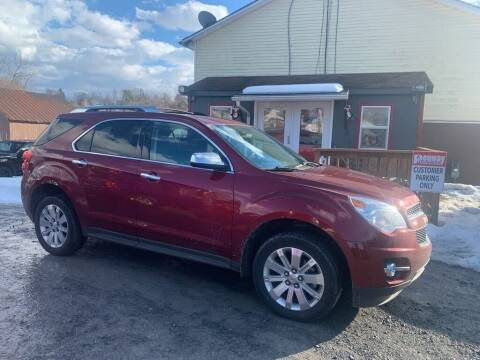 2010 Chevrolet Equinox for sale at PENWAY AUTOMOTIVE in Chambersburg PA