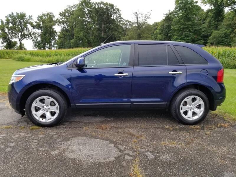 2011 Ford Edge for sale at All American Auto Brokers in Anderson IN