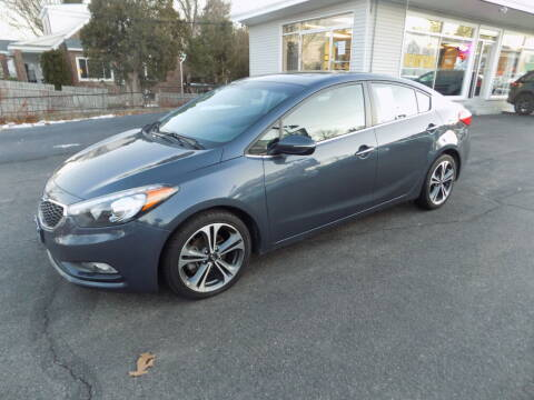 2016 Kia Forte for sale at Comet Auto Sales in Manchester NH