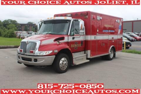 2007 International DuraStar 4300 for sale at Your Choice Autos - Joliet in Joliet IL