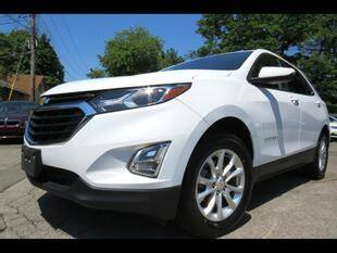2019 Chevrolet Equinox for sale at Rockland Automall - Rockland Motors in West Nyack NY