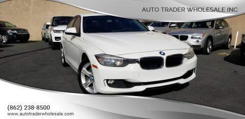2012 BMW 3 Series for sale at Auto Trader Wholesale Inc in Saddle Brook NJ