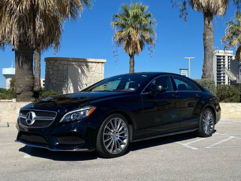 2016 Mercedes-Benz CLS for sale at Motorcars Group Management - Bud Johnson Motor Co in San Antonio TX