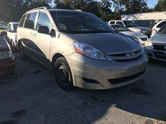 2008 Toyota Sienna for sale at Popular Imports Auto Sales in Gainesville FL