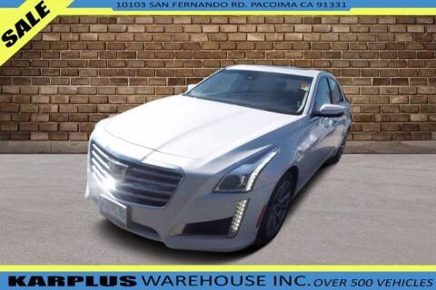 2017 Cadillac CTS for sale at Karplus Warehouse in Pacoima CA