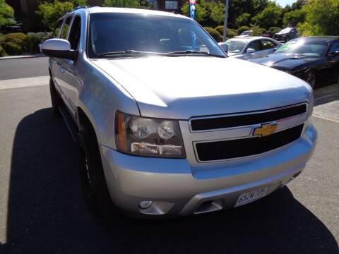 2012 Chevrolet Suburban for sale at NorCal Auto Mart in Vacaville CA