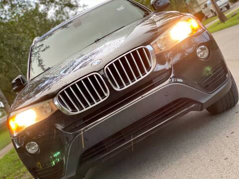 2015 BMW X3 for sale at HIGH PERFORMANCE MOTORS in Hollywood FL