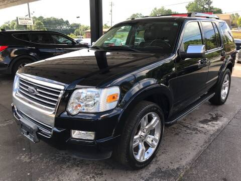 2010 Ford Explorer for sale at Magic Motors Inc. in Snellville GA