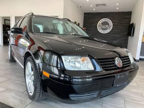 2004 Volkswagen Jetta for sale at Evolution Autos in Whiteland IN