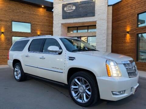 2011 Cadillac Escalade ESV for sale at Hamilton Motors in Lehi UT