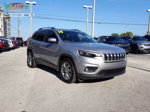 2019 Jeep Cherokee for sale at GATOR'S IMPORT SUPERSTORE in Melbourne FL