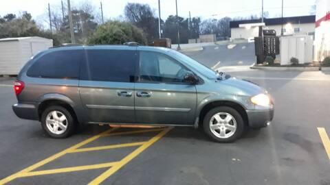2007 Dodge Grand Caravan for sale at Prospect Motors LLC in Adamsville AL