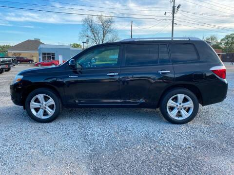 2010 Toyota Highlander for sale at VAUGHN'S USED CARS in Guin AL