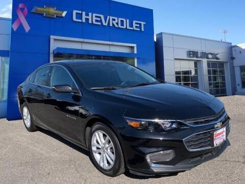 2018 Chevrolet Malibu for sale at Bellavia Motors Chevrolet Buick in East Rutherford NJ