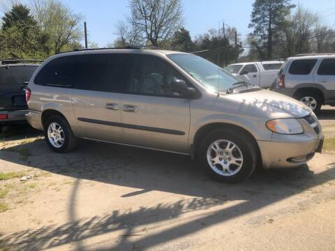 2003 Dodge Grand Caravan for sale at AFFORDABLE USED CARS in Richmond VA