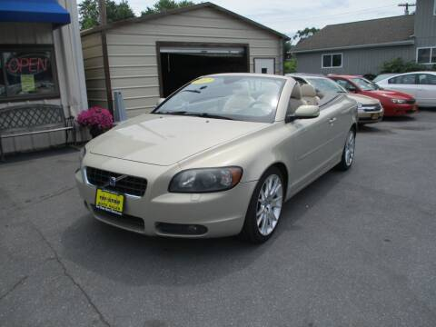 2007 Volvo C70 for sale at TRI-STAR AUTO SALES in Kingston NY