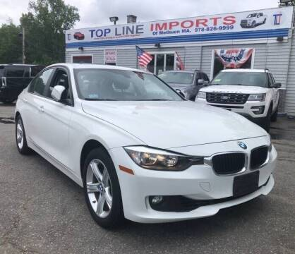 2014 BMW 3 Series for sale at Top Line Import of Methuen in Methuen MA