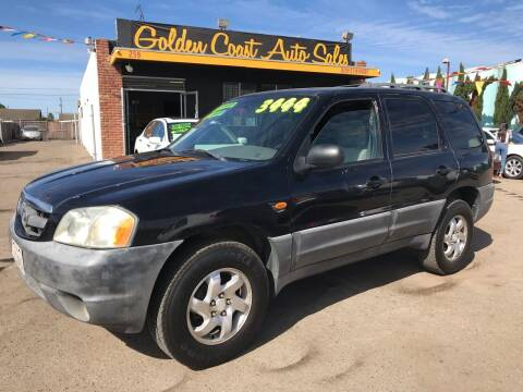 2002 Mazda Tribute for sale at Golden Coast Auto Sales in Guadalupe CA