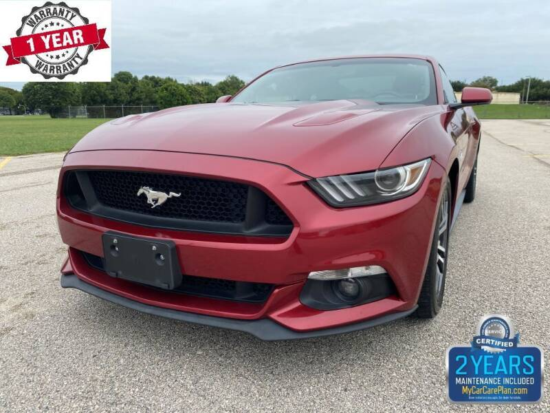2016 Ford Mustang for sale at Destin Motors in Plano TX