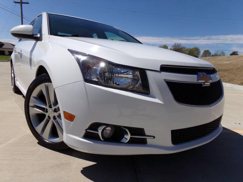 2014 Chevrolet Cruze for sale at Calvary Motors, Inc. in Bixby OK