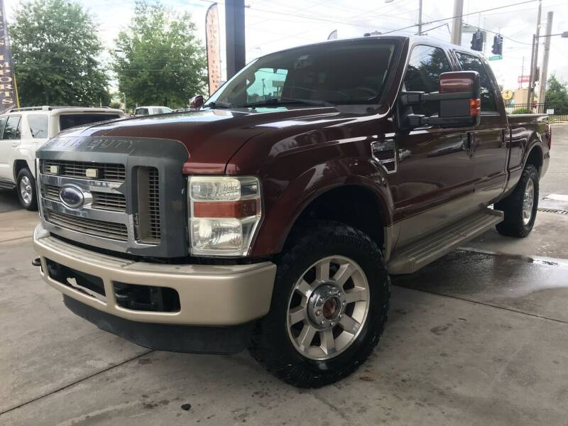 2008 Ford F-250 Super Duty for sale at Michael's Imports in Tallahassee FL