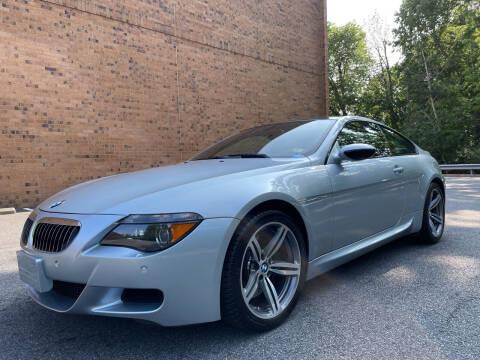 2007 BMW M6 for sale at Vantage Auto Wholesale in Moonachie NJ