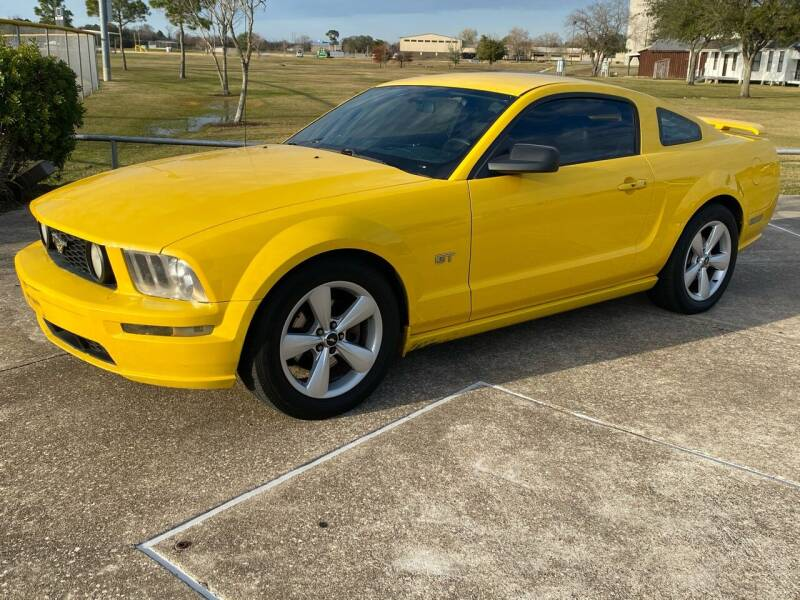 2006 Ford Mustang for sale at M A Affordable Motors in Baytown TX