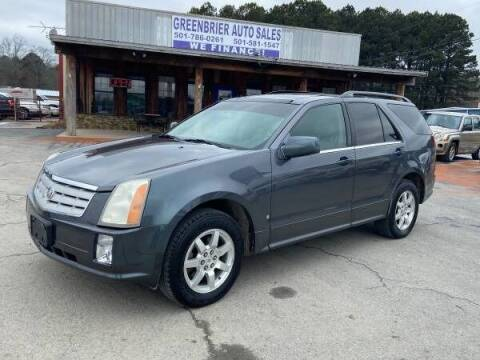 2008 Cadillac SRX for sale at Greenbrier Auto Sales in Greenbrier AR