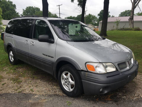 1998 Pontiac Trans Sport for sale at Antique Motors in Plymouth IN