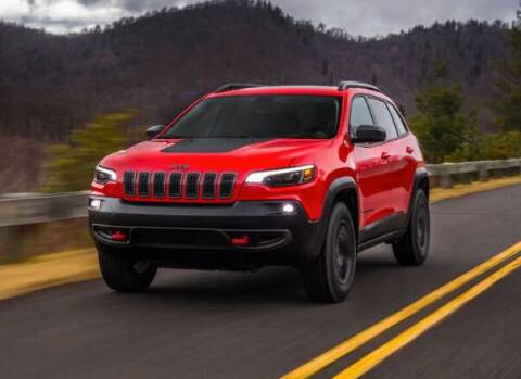 2021 Jeep Cherokee for sale at Diamante Leasing in Brooklyn NY