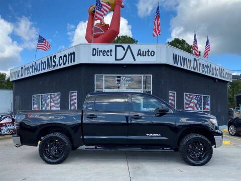 2013 Toyota Tundra for sale at Direct Auto in D'Iberville MS