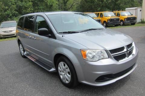 2014 Dodge Grand Caravan for sale at K & R Auto Sales,Inc in Quakertown PA