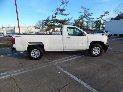 2015 Chevrolet Silverado 1500 for sale at Vail Automotive in Norfolk VA