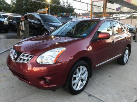 2012 Nissan Rogue for sale at Sylhet Motors in Jamaica NY