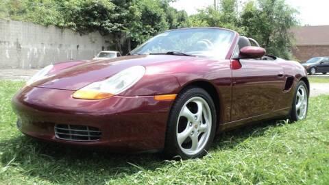 2000 Porsche Boxster for sale at Gamble Motor Co in La Follette TN