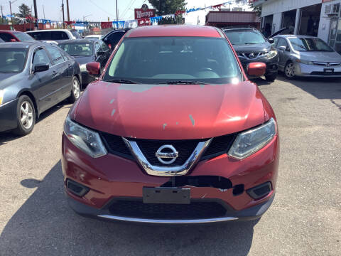 2016 Nissan Rogue for sale at GPS Motors in Denver CO