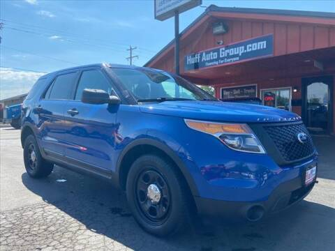2014 Ford Explorer for sale at HUFF AUTO GROUP in Jackson MI