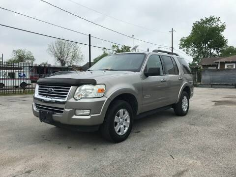 2008 Ford Explorer for sale at Saipan Auto Sales in Houston TX