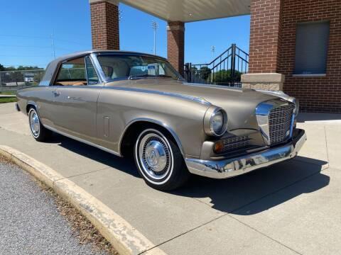 1963 Studebaker GT HAWK for sale at Klemme Klassic Kars in Davenport IA