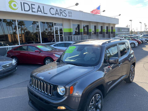 2018 Jeep Renegade for sale at Ideal Cars Atlas in Mesa AZ