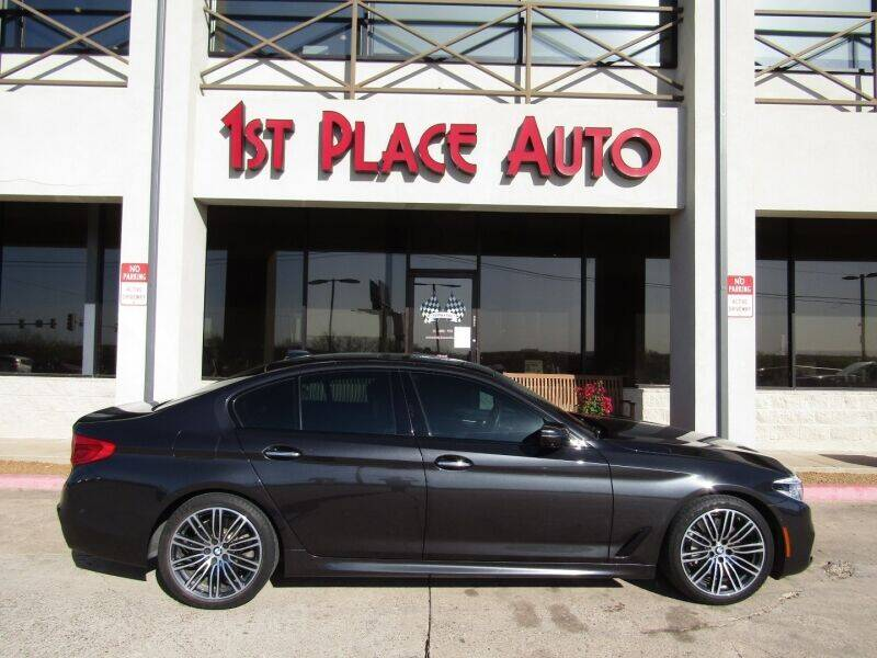 Used Bmw 5 Series For Sale In Fort Worth Tx Carsforsale Com