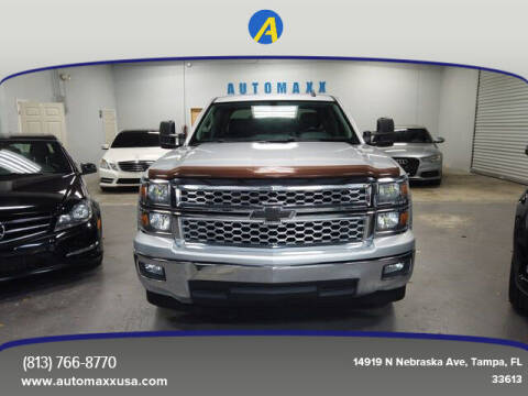 2014 Chevrolet Silverado 1500 for sale at Automaxx in Tampa FL