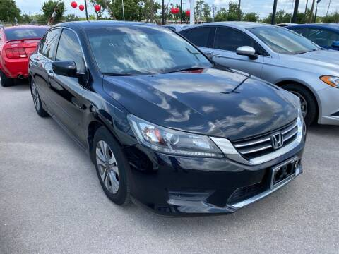 2015 Honda Accord for sale at Auto Solutions in Warr Acres OK