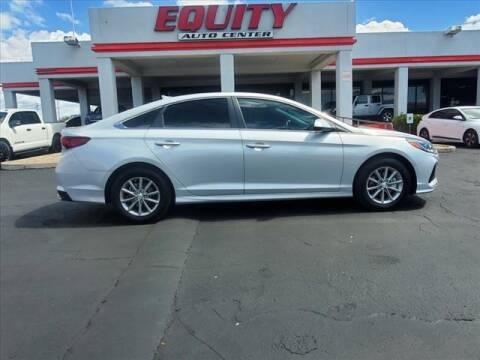 2019 Hyundai Sonata for sale at EQUITY AUTO CENTER in Phoenix AZ