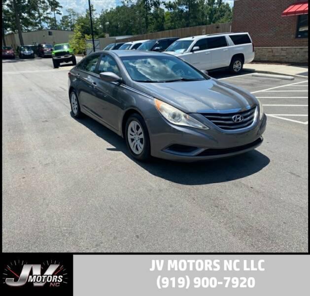 2011 Hyundai Sonata for sale at JV Motors NC LLC in Raleigh NC